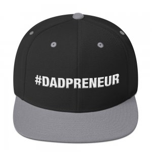 #DADPRENEUR cap